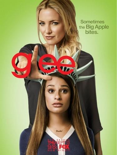 glee/グリー season 4 promo poster