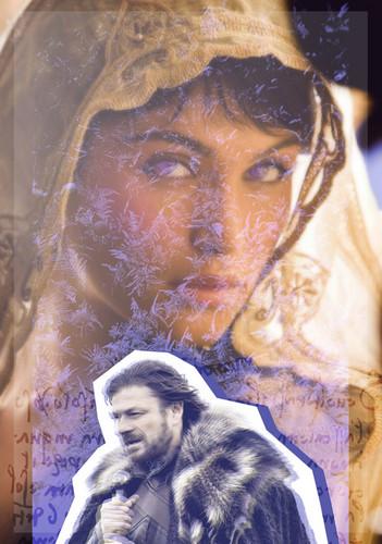 Eddard Stark & Ashara Dayne