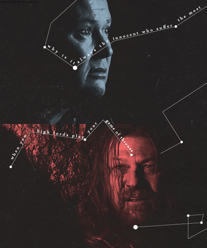 Varys & Eddard
