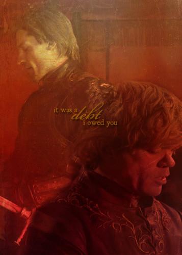 Tyrion & Jaime