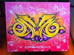 graffitied ava