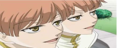 hikaru and kaoru -middle school