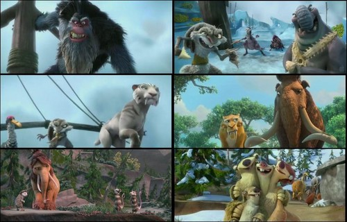 ice age 4 pics from the trailer
