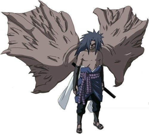 kia uchiha curse selyo level 2 ( just like sasuke )