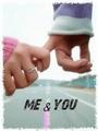 me and u