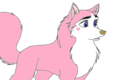 me as a husky - the-pinkmares-club photo