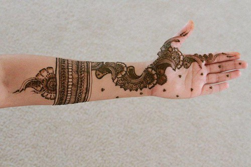 mehendi wallpaper entitled mhdi