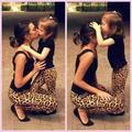 mom + girl
