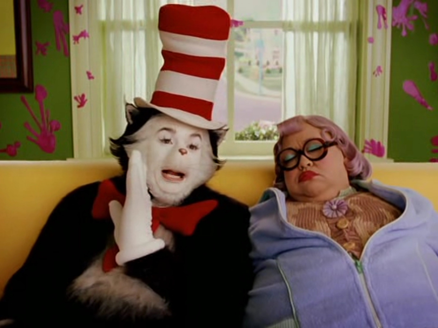 Cat And The Hat Comes Back Movie
