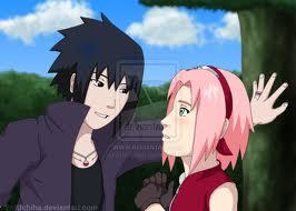 sasuke& sakura