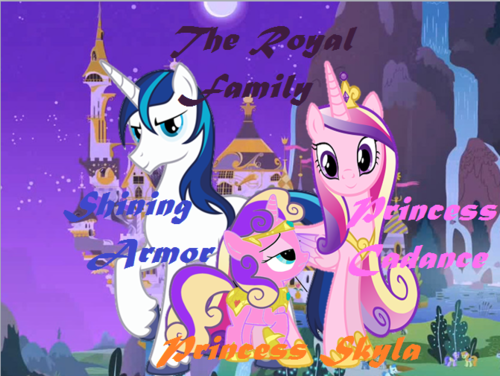 My little pony friendship is magic family tree - photo#14