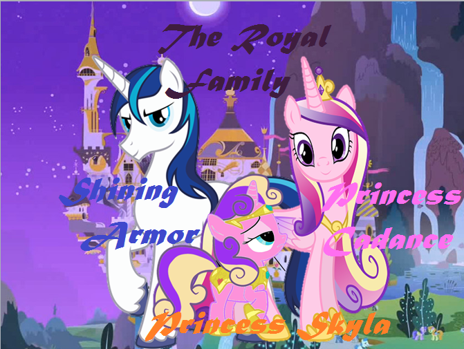 My Little Pony Friendship Is Magic Images The Royal Family