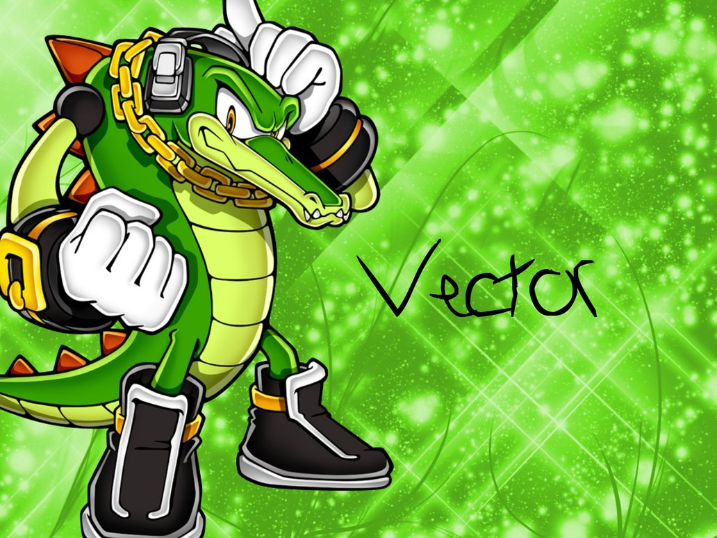helicopter game for sega genesis with Vector The Crocodile Wallpaper on Vector The Crocodile as well Mighty The Armadillo Sprites additionally Vector The Crocodile Sonic Heroes furthermore 80s Theme Party What Do You Wear together with Silver The Hedgehog Human Form.