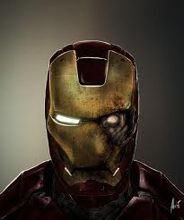 Zombies wallpaper with a breastplate called zombie iron man