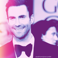 Adam Levine - maroon-5 fan art