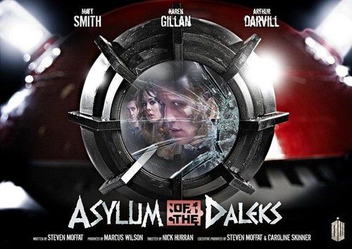 'Asylum of the Daleks' wallpaper/poster
