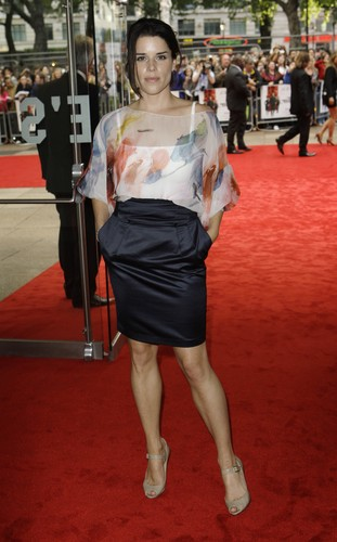 """Inglourious Basterds"" UK premiere in London"
