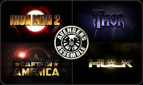 «Mcтитeли» [ «The Avengers» ]