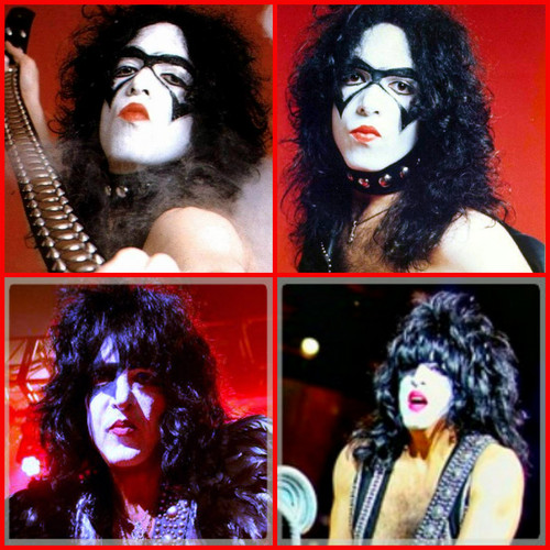 Paul Stanley Makeup: Feautured Artist Images ★ Paul Stanley ☆ HD Wallpaper And