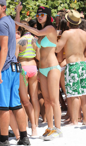 Spring Breakers set 写真
