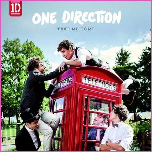'Take Me Home' Official Album Cover