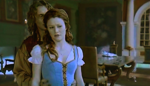 """im a difficult man to love"" Rumple and Belle, Skin Deep Deleted scene"