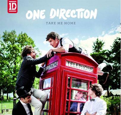1D 'Take Me Home' album cover... - Zayn Malik Photo ... One Direction Taken Cover