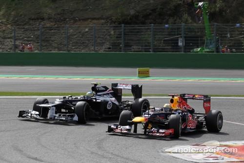 2012 Belgium GP