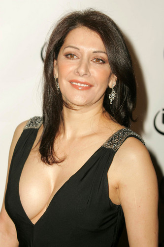 Marina Sirtis wallpaper with a portrait titled 8th annual costume designers guild awards gala