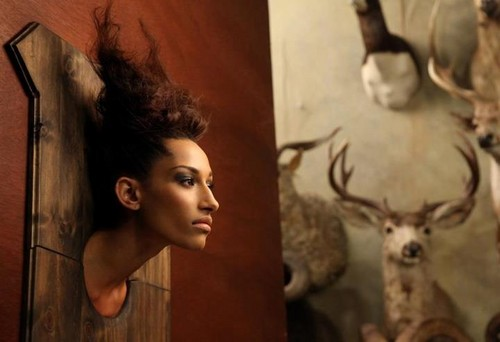 ANTM cycle 19- ep2-''The girl who cries home''