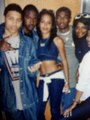 Aaliyah & Playa *RARE* - aaliyah photo