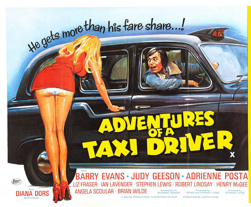 Adventures Of Taxi Driver