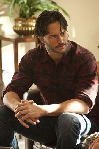 Joe Manganiello wallpaper entitled Alcide <3