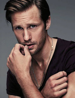 Alexander Skarsgård GQStyle'sspring/summer 2012/13 issue