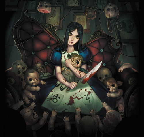 Alice:Madness Returns