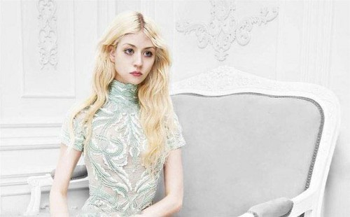 Allison Harvard for L'Officiel September Issue 2012