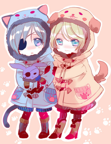 Alois and Ciel