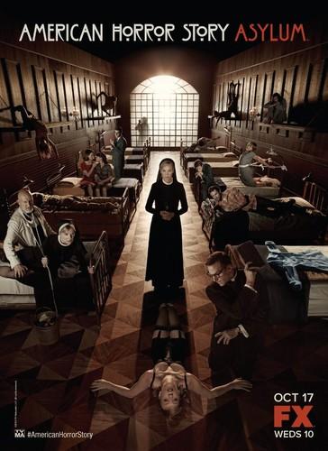 American Horror Story: Asylum Poster
