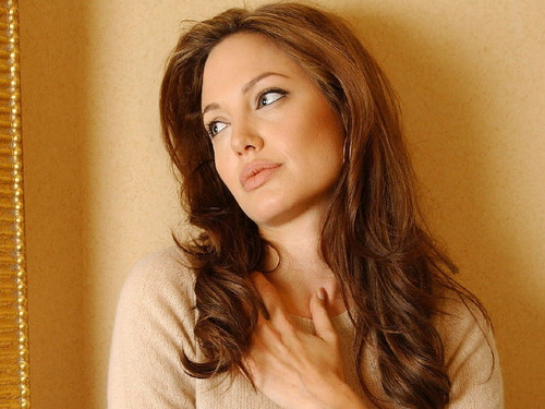 Angelina Jolie wallpaper possibly with a portrait entitled Angelina