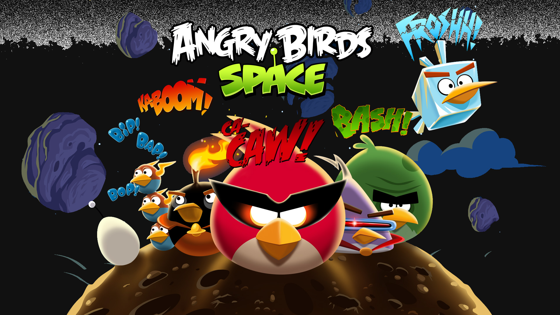 Angry Birds Space Birds Names Angry Birds Space Red