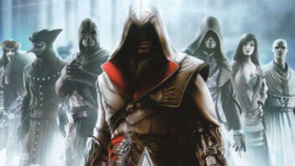 The Assassins Creed Brotherhood