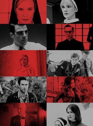 Asylum cast