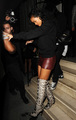 At The Rose Club In London [30 August 2012] - rihanna photo