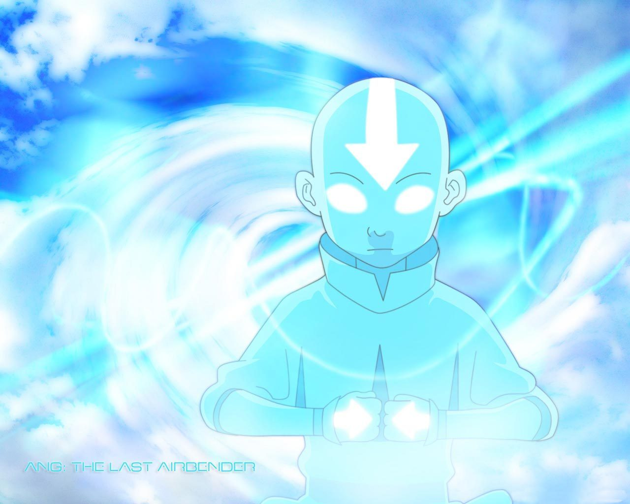 Avatar aang wallpaper