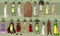 Avatar characters' wardrobe - avatar-the-last-airbender photo