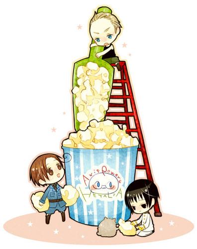 Axis popcorn