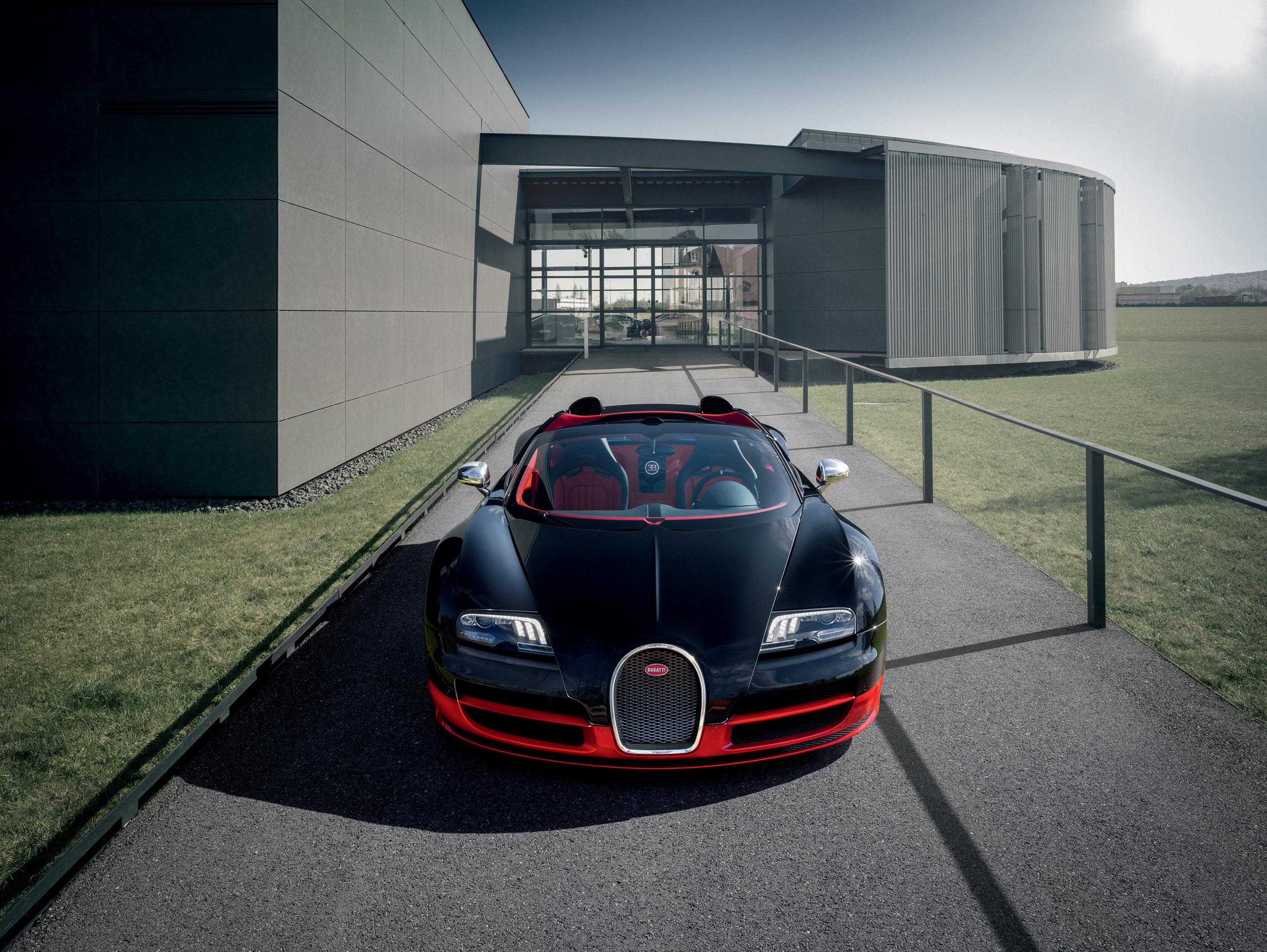 bugatti veyron 16 4 grand sport vitesse roadster sports cars photo 3200480. Black Bedroom Furniture Sets. Home Design Ideas
