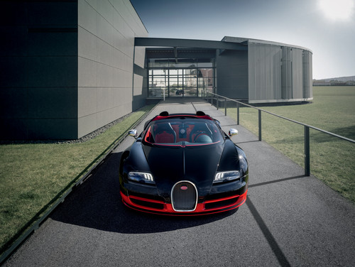 BUGATTI VEYRON 16.4 GRAND SPORT VITESSE ROADSTER - sports-cars Photo