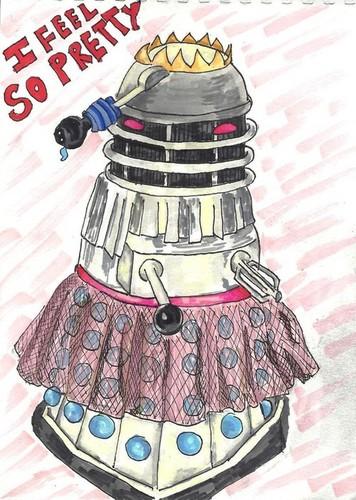 Ballerina Daleks