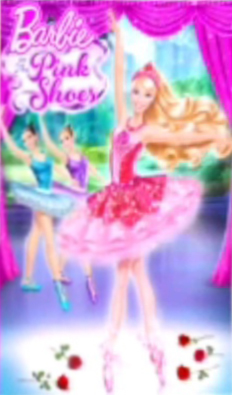 Barbie And The Pink Shose Cover DVD